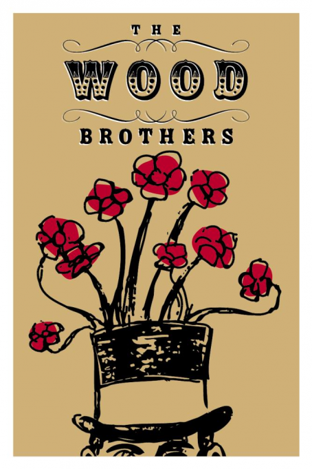 The Wood Brothers at Orpheum Theatre